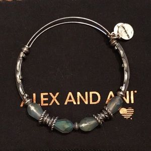 ✨Alex and Ani ✨ Beaded Bangle✨